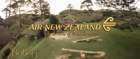 AIR NEW ZEALAND - safety video