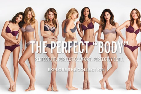 VICTORIA'S SECRET_The Perfect Body