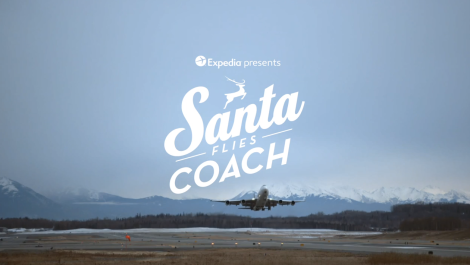 EXPEDIA_Santa Flies Coach